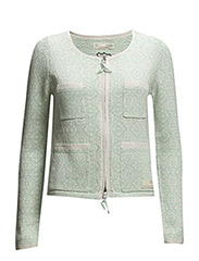 chillax cardigan - MINT