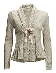 top-drawer cardigan - PORCELAIN