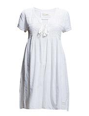 twenty-four-seven dress - WHITE