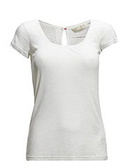 rethinker top - BRIGHT WHITE