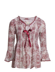 amor blouse - ROSE