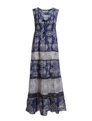 amor long dress - MOOD INDIGO