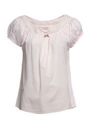 coney island s/s blouse - ROSE