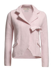 the knit jacket - ROSE