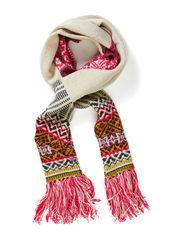 sameway scarf - CHALK