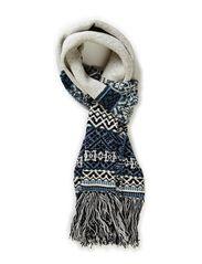 sameway scarf - LIGHT GREY MELANGE
