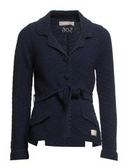 temptation jacket - INDIGO