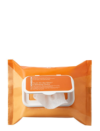 TRUTH TRUTH ON THE GLOW CLEANSING CLOTHS - NO COLOR