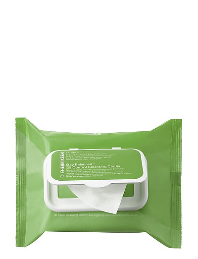 BALANCE STAY BALANCEDGREASE RELIEF CLEANSING CLOTHS - NO COLOR