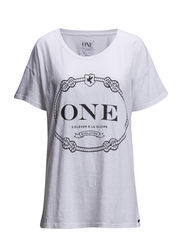 PARFUM ABBEY TEE - WHITE