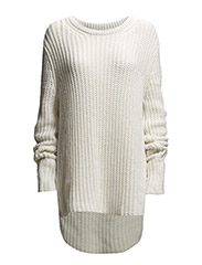 HARVEY CHUNKY KNIT - CREAM