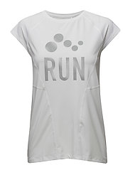 onpSIFA RUN SS TEE - WHITE