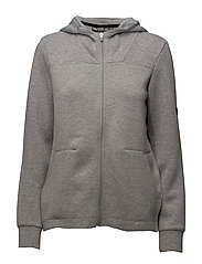 onpLATA JACKET - MEDIUM GREY MELANGE