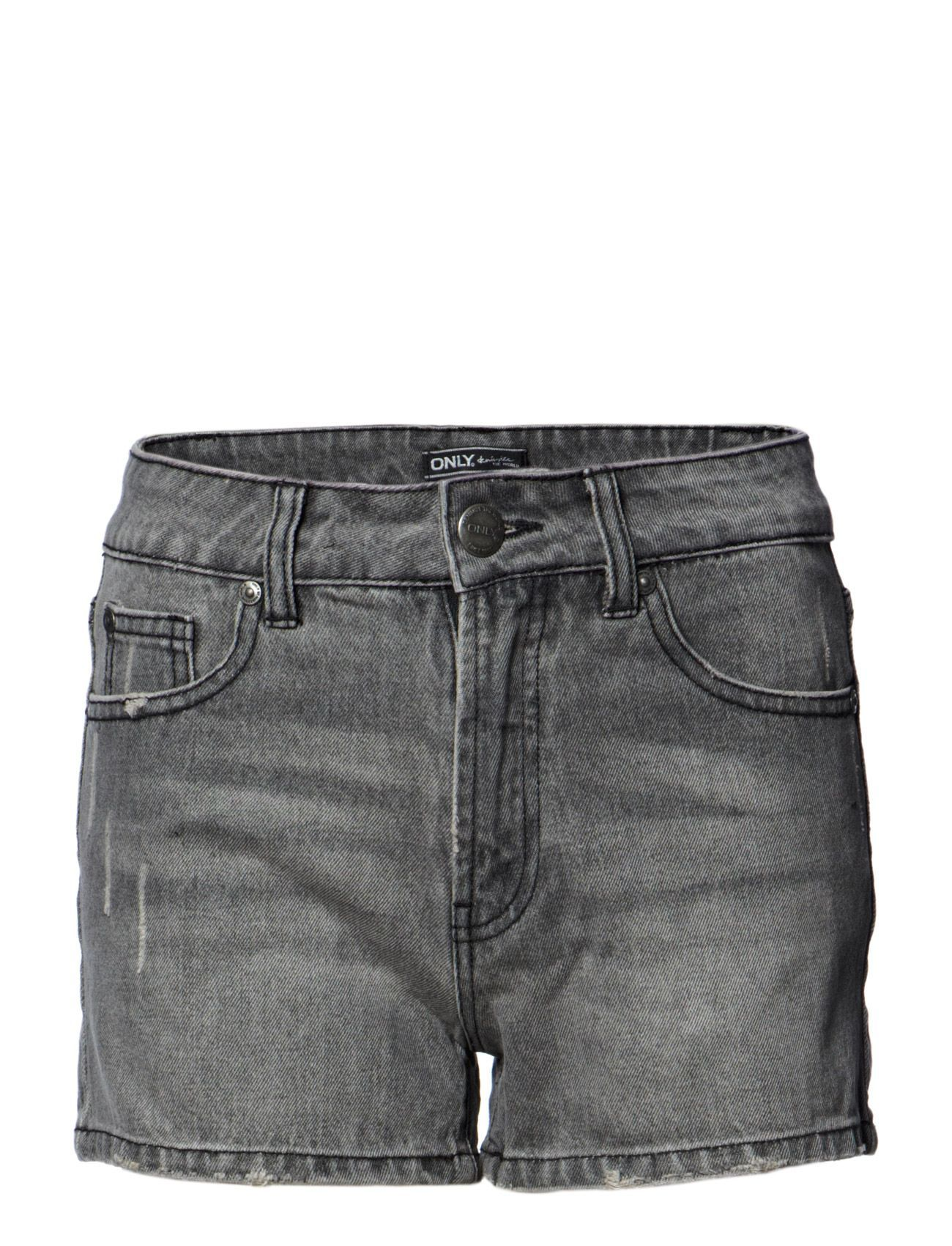 ONLY PINNIE HIGHWAISTED DENIM SHORTS BOX