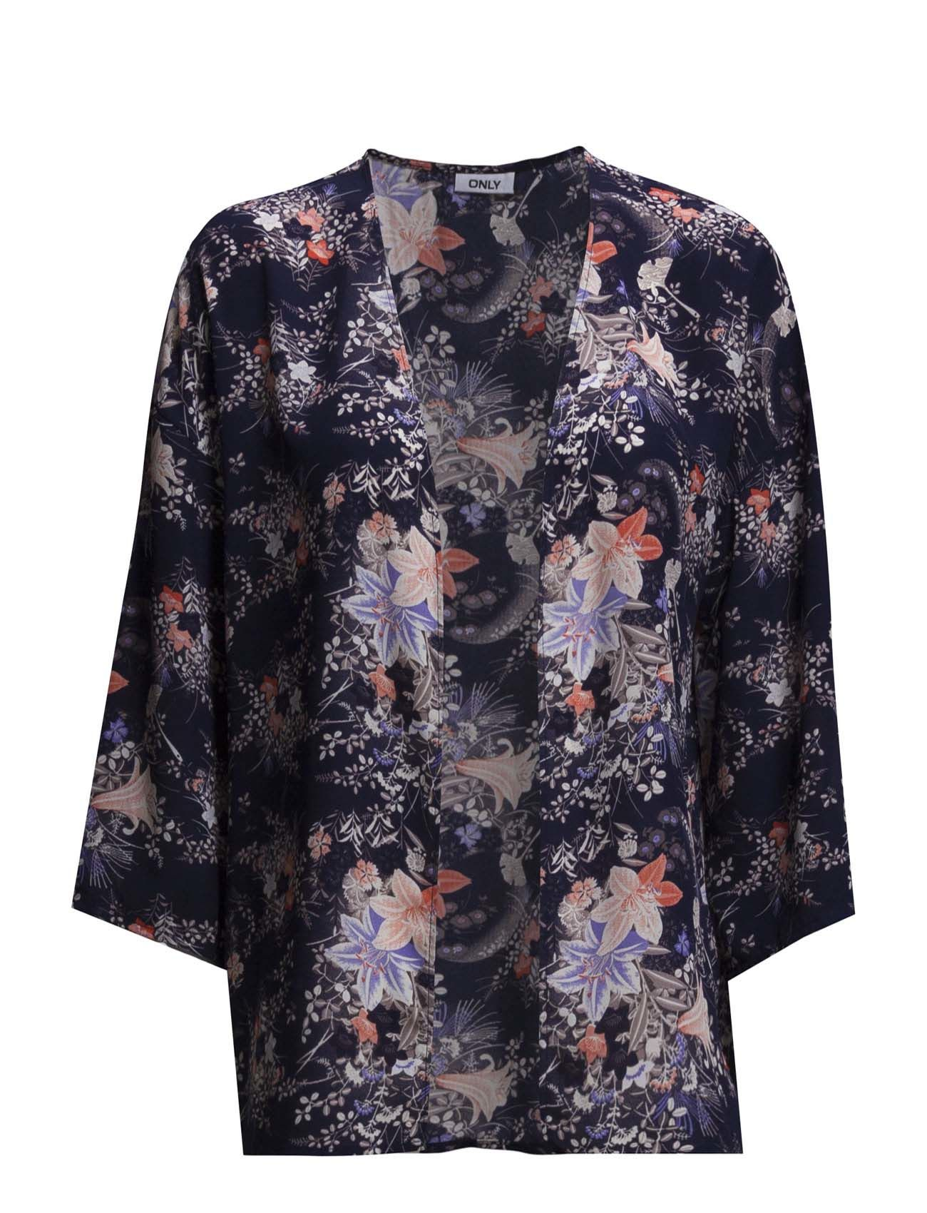 Onlflowe 3/4 Kimono Wvn Fw