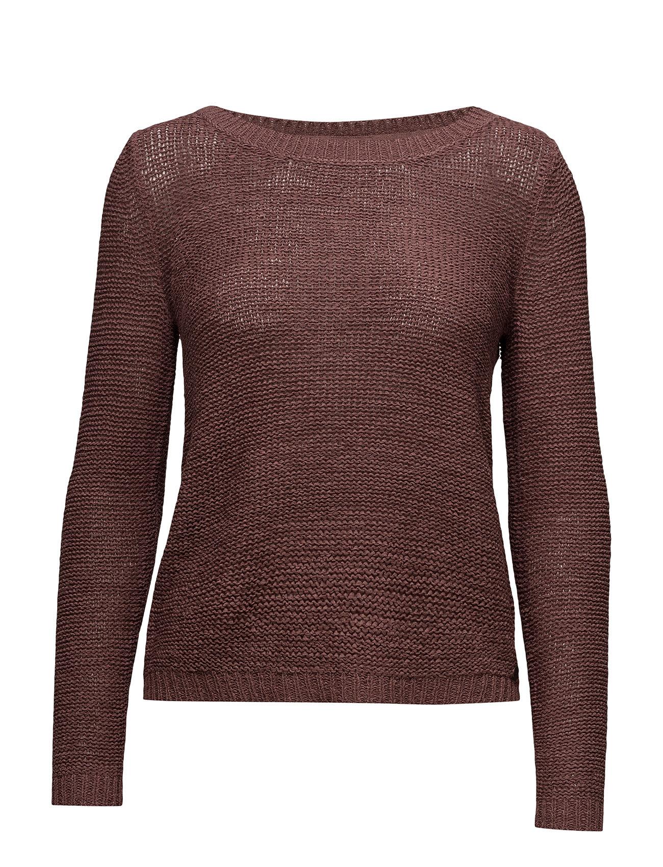 Onlgeena Xo L/S Pullover Knt Noos ONLY Sweatshirts til Kvinder i