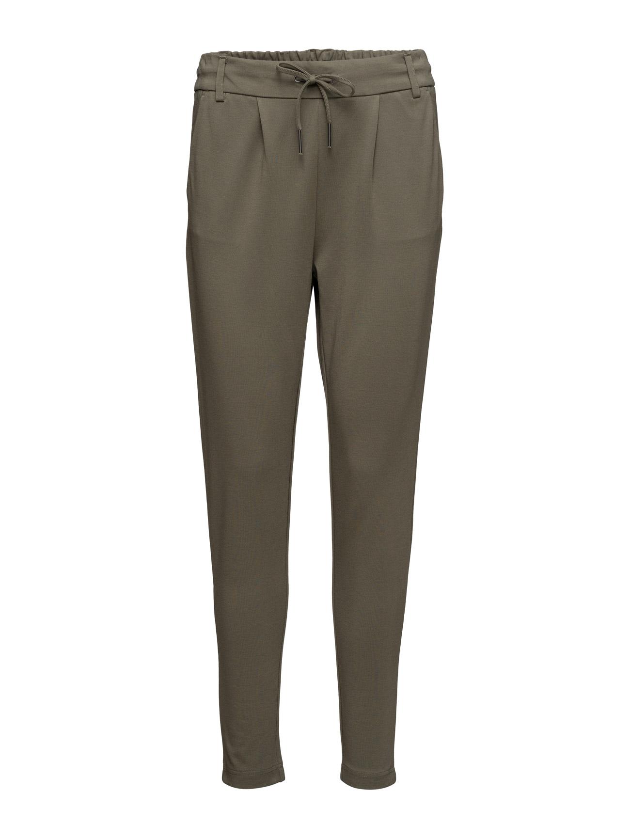 Onlpoptrash Easy Colour Pant Pnt Noos ONLY Casual bukser til Kvinder i Sort