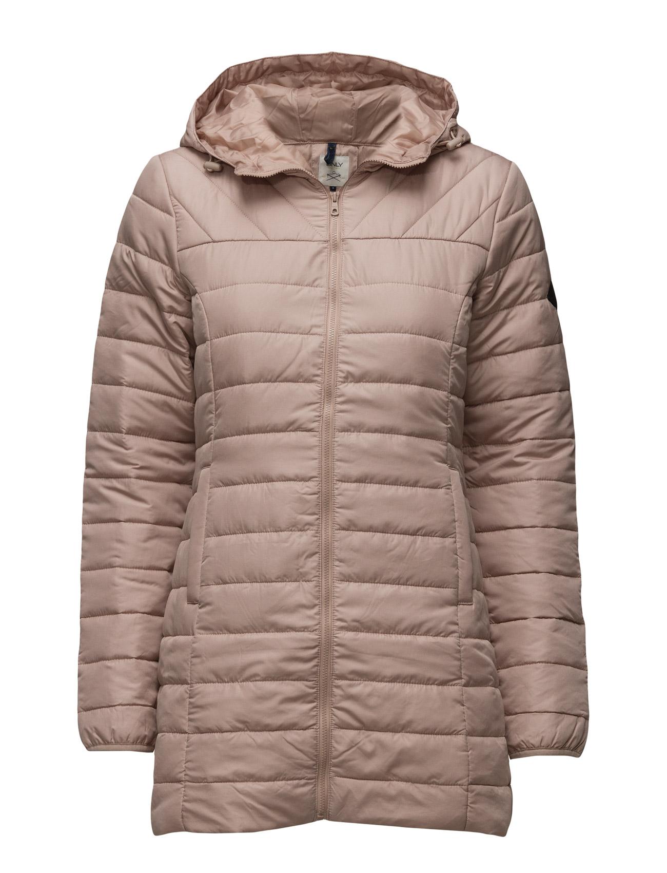 Onlmarit Quilted Hooded Coat Cc Otw ONLY Frakker til Kvinder i