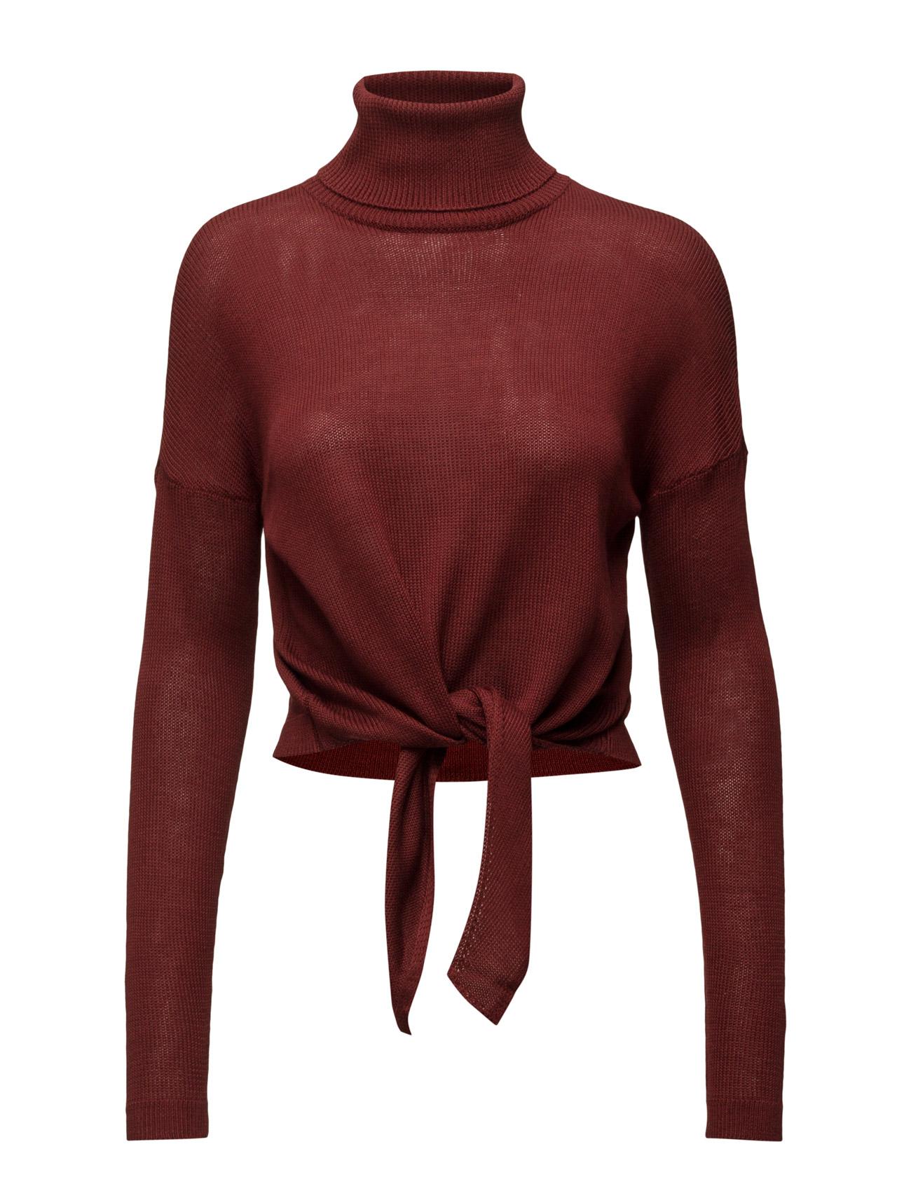 Onlrio L/S Pullover Knt ONLY Höghalsad