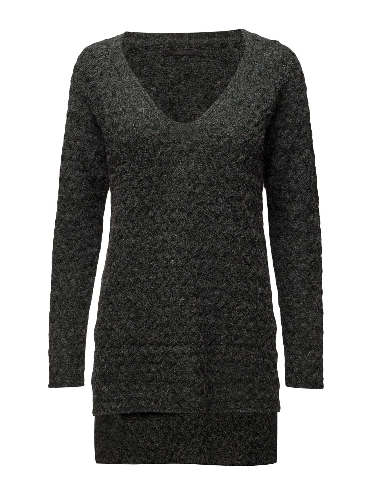 Onllima L/S V-Neck Pullover Knt ONLY Striktøj til Kvinder i