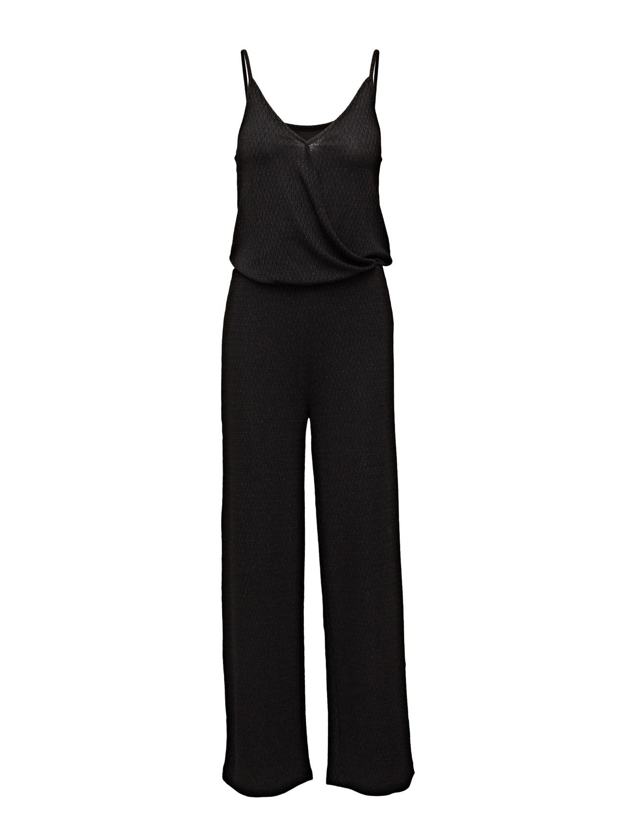 Onlcicilia S/L Jumpsuit Jrs ONLY  til Kvinder i Sort