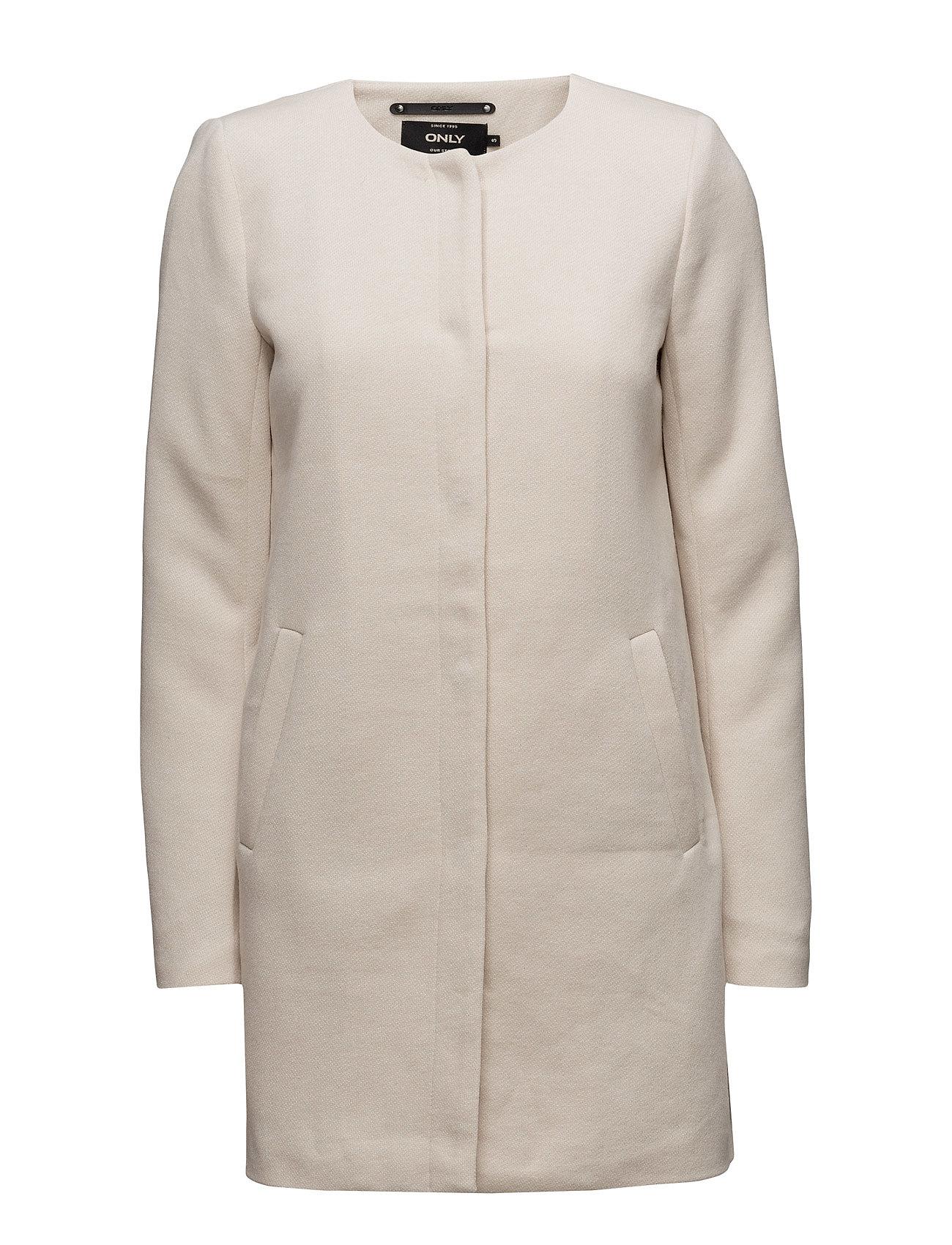 Onlsidney Light Melange Coat Cc Otw ONLY Frakker til Damer i