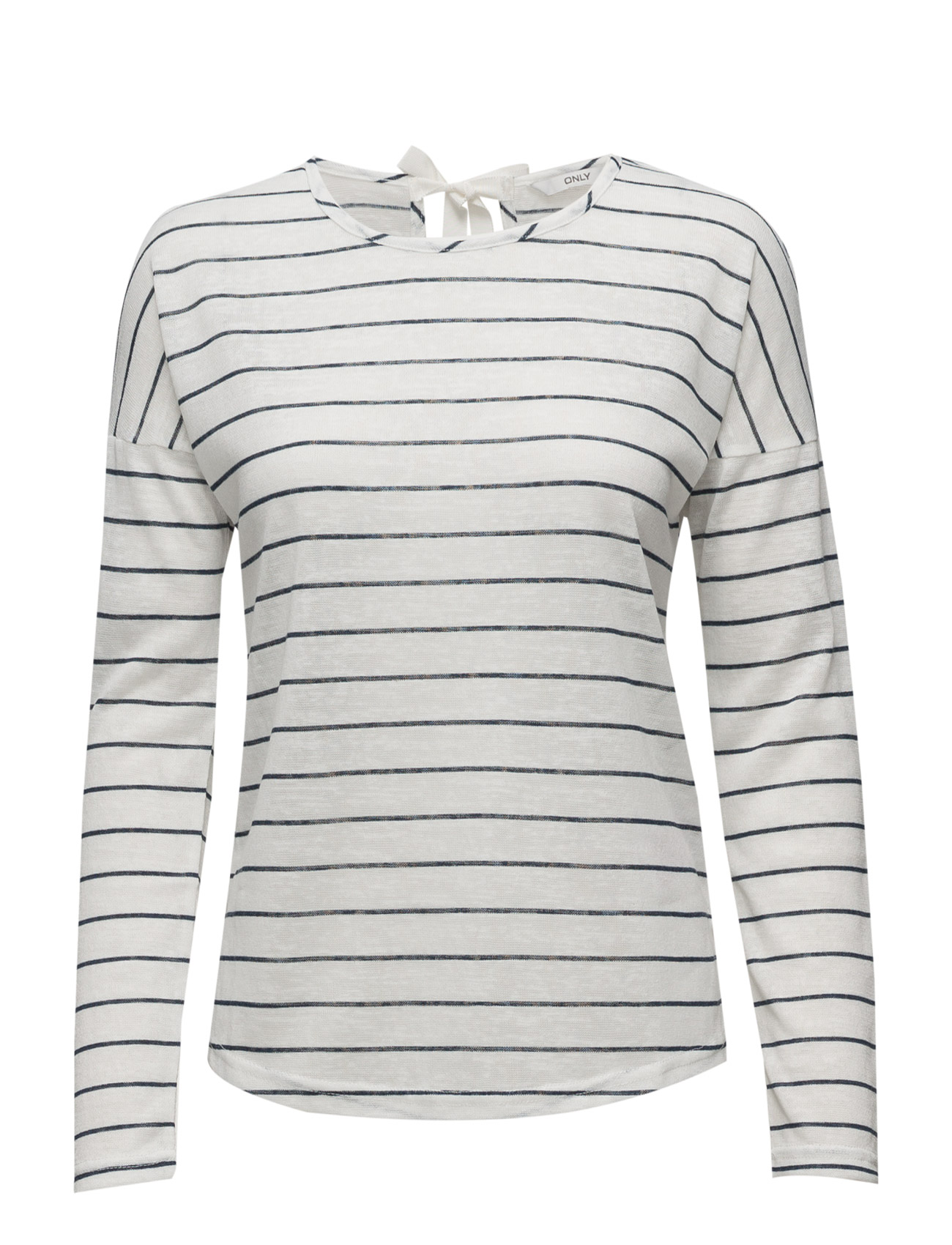 Onlmarina L/S Bow Top Ess ONLY Barn