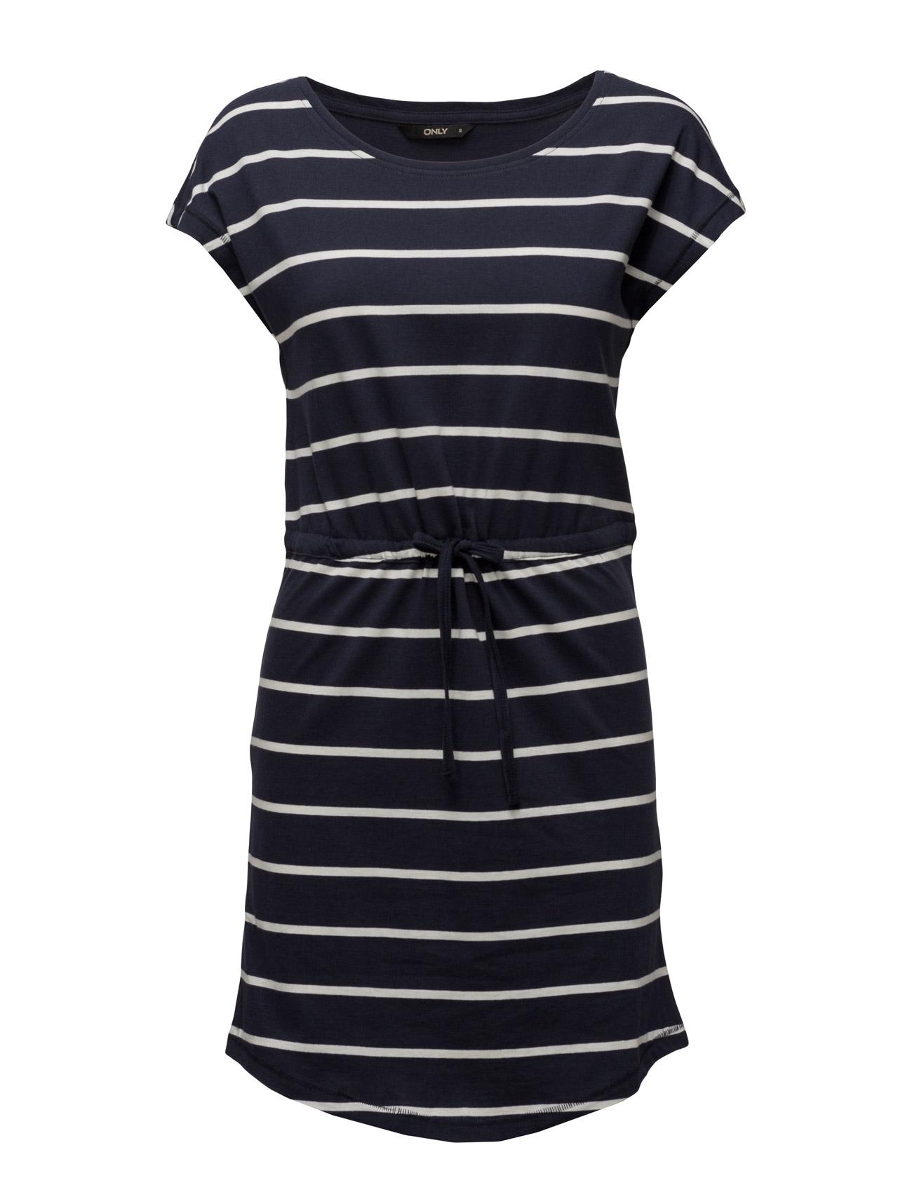 Onlmay Ss Dress Noos ONLY Kjoler til Kvinder i Nattehimmel