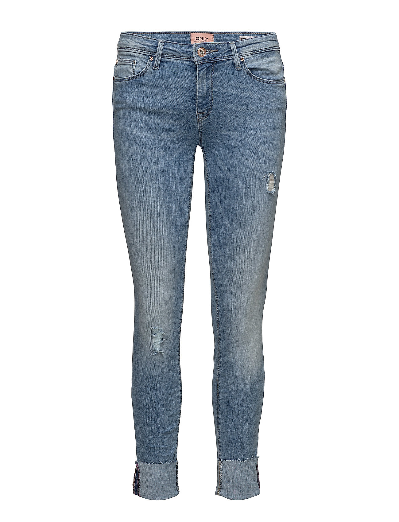 onlCARMEN REG SK AN JEANS CRE169637 NOOS - LIGHT BLUE DENIM