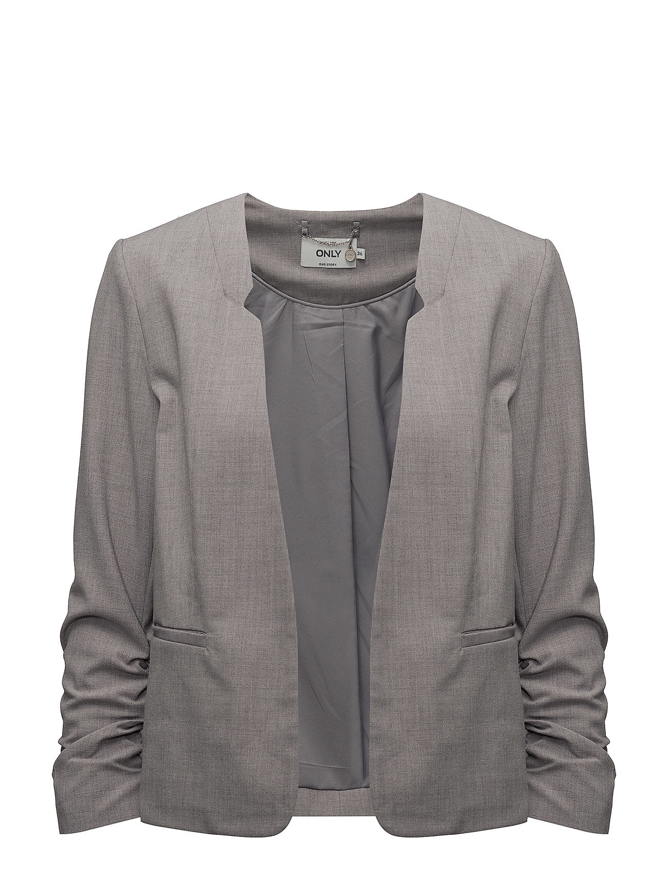 Deals For Sale Sale Latest Only Women's Onlroma Panel Melange 3/4 Blazer TLR Suit Jacket gyFm1kM