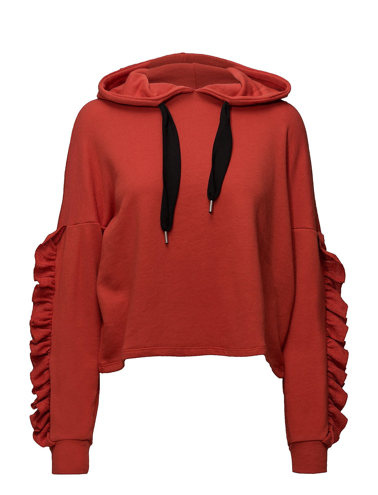 ONLY onlAURY L/S HOOD RUFFLE SWT