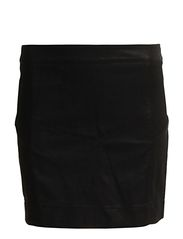 ONLY BABI WW TIGHT PU SKIRT WVN