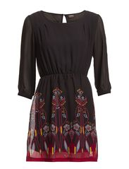 ONLY KATHYA 3/4 SLEEVE DRESS WVN