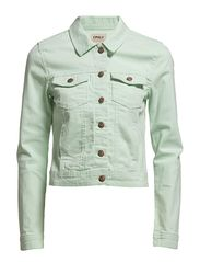 ONLY WESTA COLOR DENIM JACKET