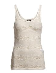 ONLY KAMILLA LACE TANK TOP JRS BB
