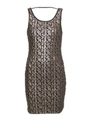 ONLY ISABELL JRS TIGHT FIT SL DRESS WW