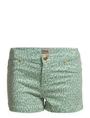 DUFFY ANIMAL SHORTS - HONEYDEW