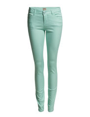 NYNNE SKINNY SOFT PANTS NOOS - Yucca