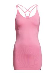 PLAY LAVERN SEAMLESS TOP - Neon Pink