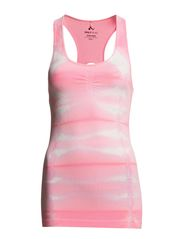 PLAY NINA SEAMLESS SL TOP - Neon Pink