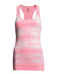 PLAY NINA SEAMLESS SL TOP - Neon Pink