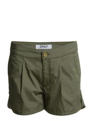 ROBYN SHORTS PNT - Deep Lichen Green