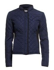 BEDFORD QUILTED JACKET OTW - Navy Blazer