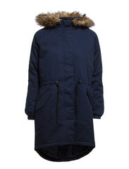 BETTY OVERSIZED PARKA OTW - Navy Blazer