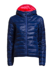 NAOMI NYLON LIGHT JACKET OTW - Twilight Blue