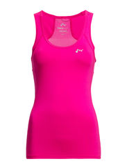 PLAY CLAIRE SL TRAINING TOP - Pink Glo
