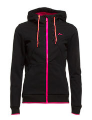 PLAY ABBIE SOFTSHELL FLEECE - Black