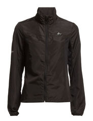 PLAY TILDA RUNNING JACKET - Black