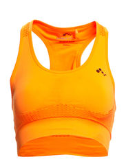 PLAY MAIA SEAMLESS SPORTS TOP - Neon Orange