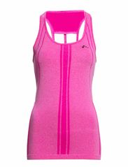 PLAY GERI SEAMLESS SL TOP - Pink Glo